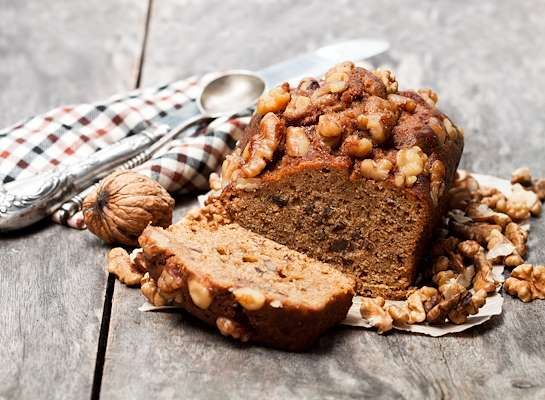 Walnut Date Bread Recipe