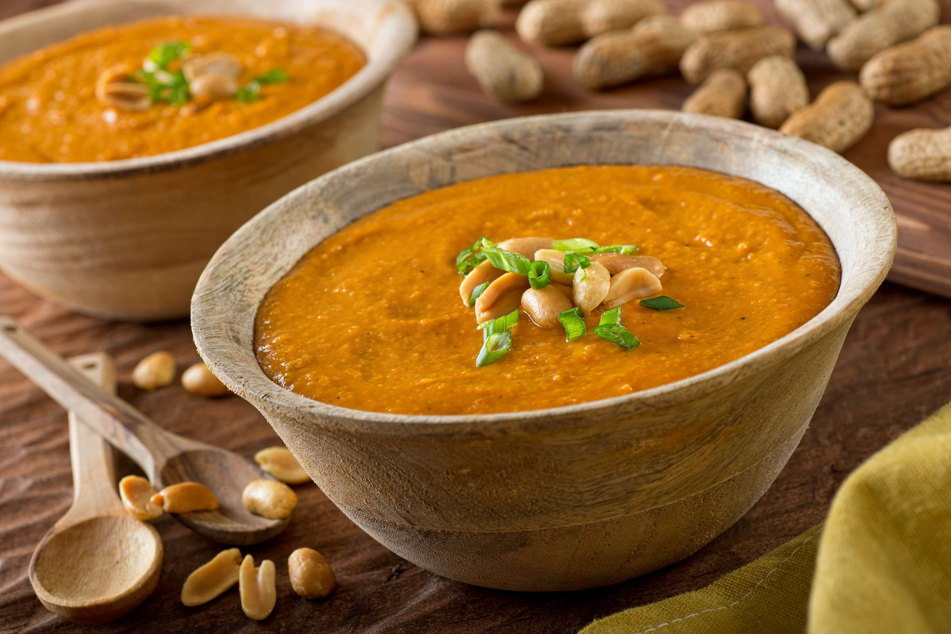 West African Peanut Stew Recipe | CHEFBear.net