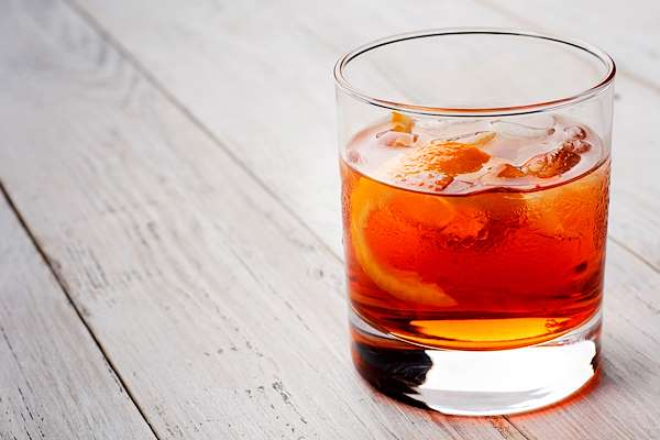 Winter Season Negroni Recipe