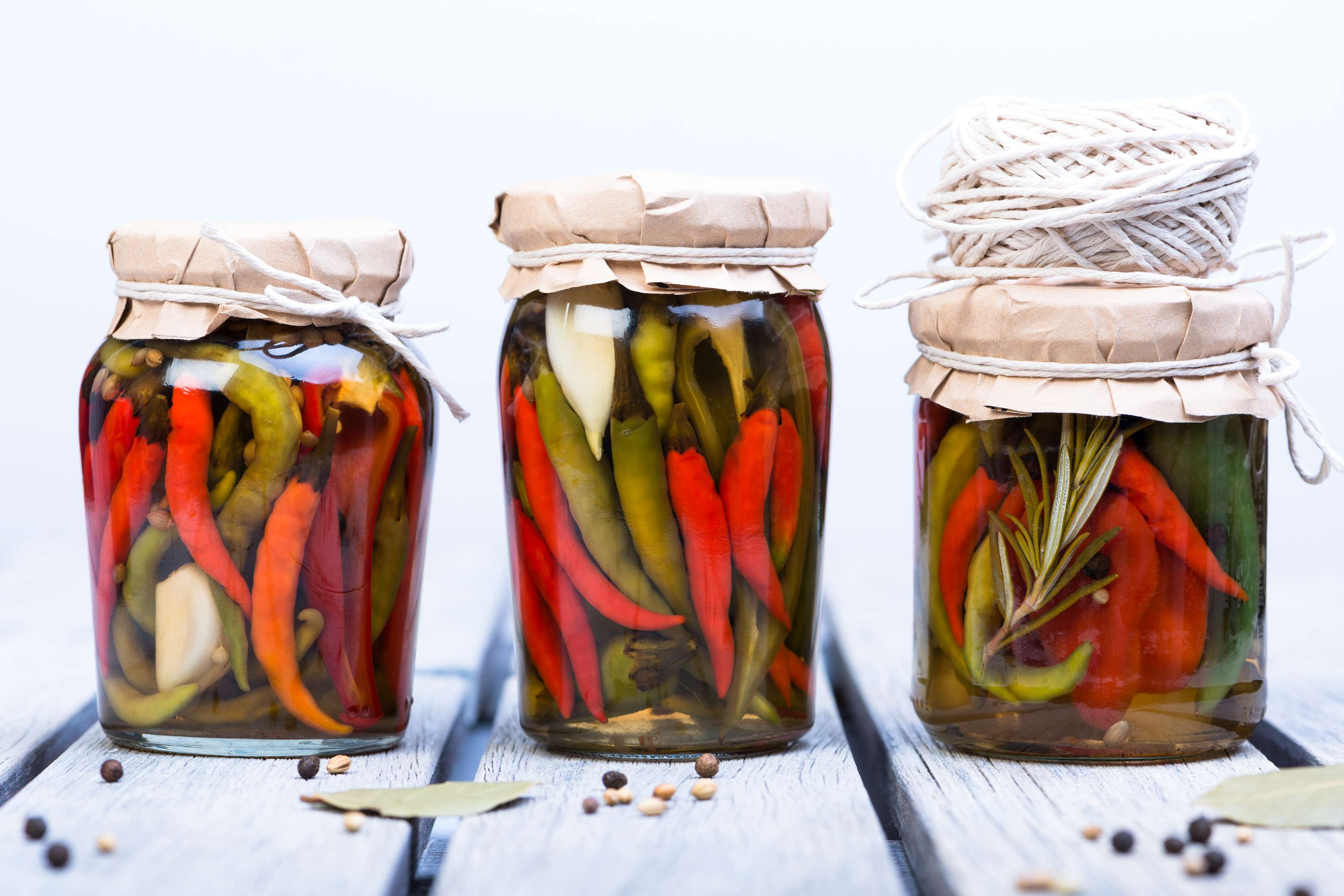Zesty Chili Vinegar Recipe | CHEFBear.net