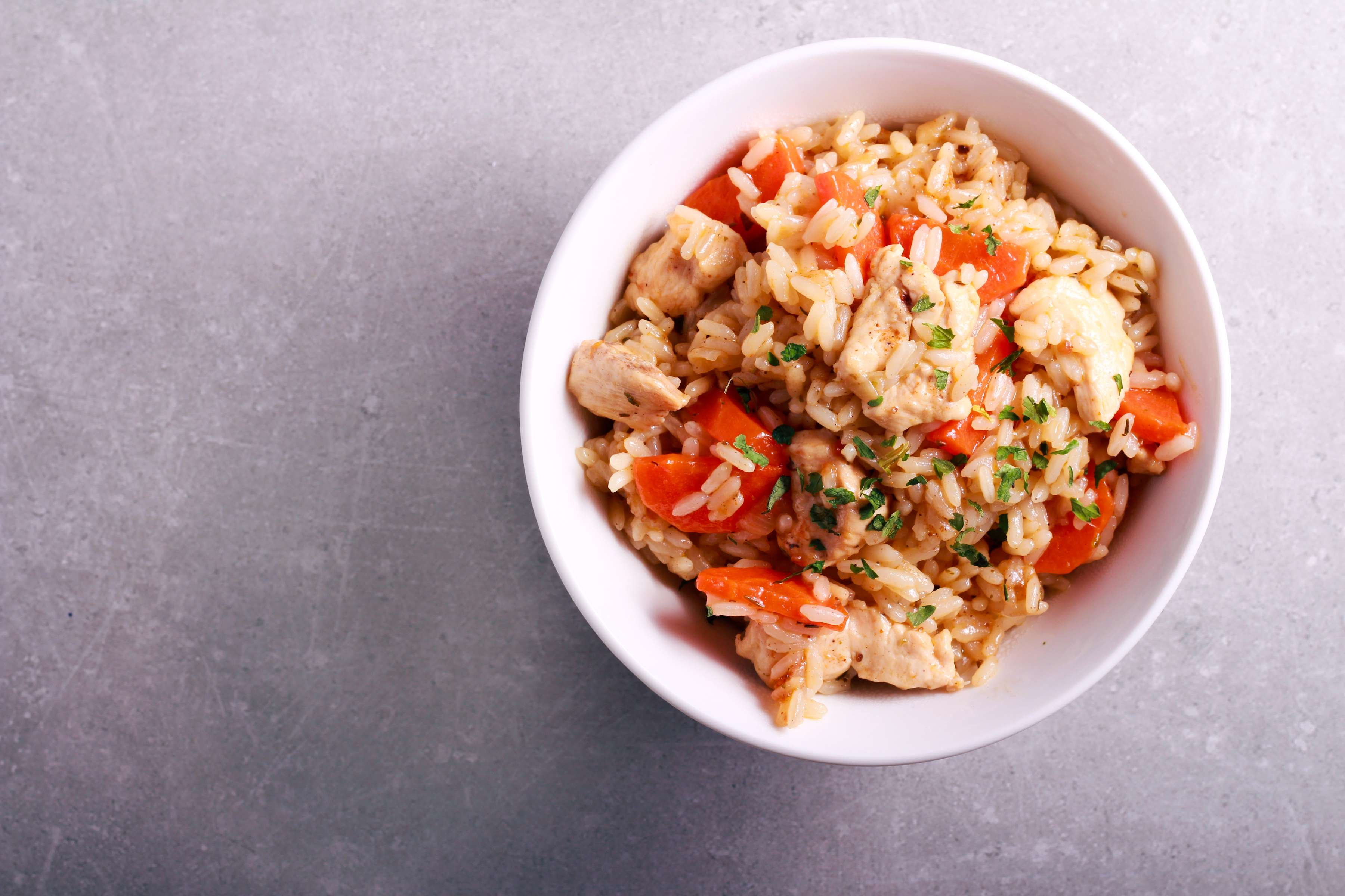 Instant Pot Chicken And Rice Recipe