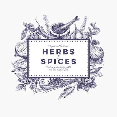 RecipeSavants - Exclusive Blog Post - Creative Cooking With Herbs