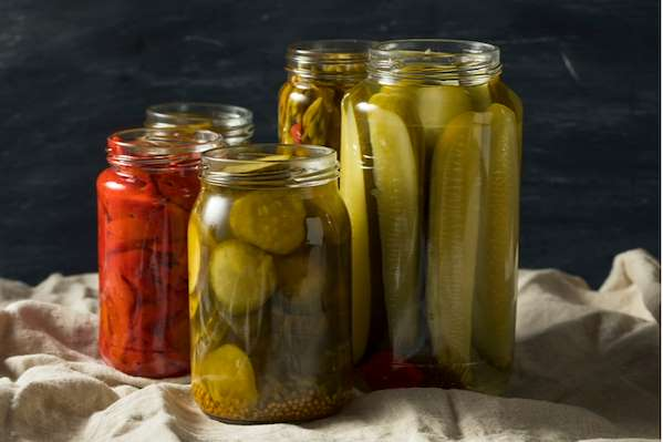 My favorite condiment - a quick pickle Blog Post - CHEFBear